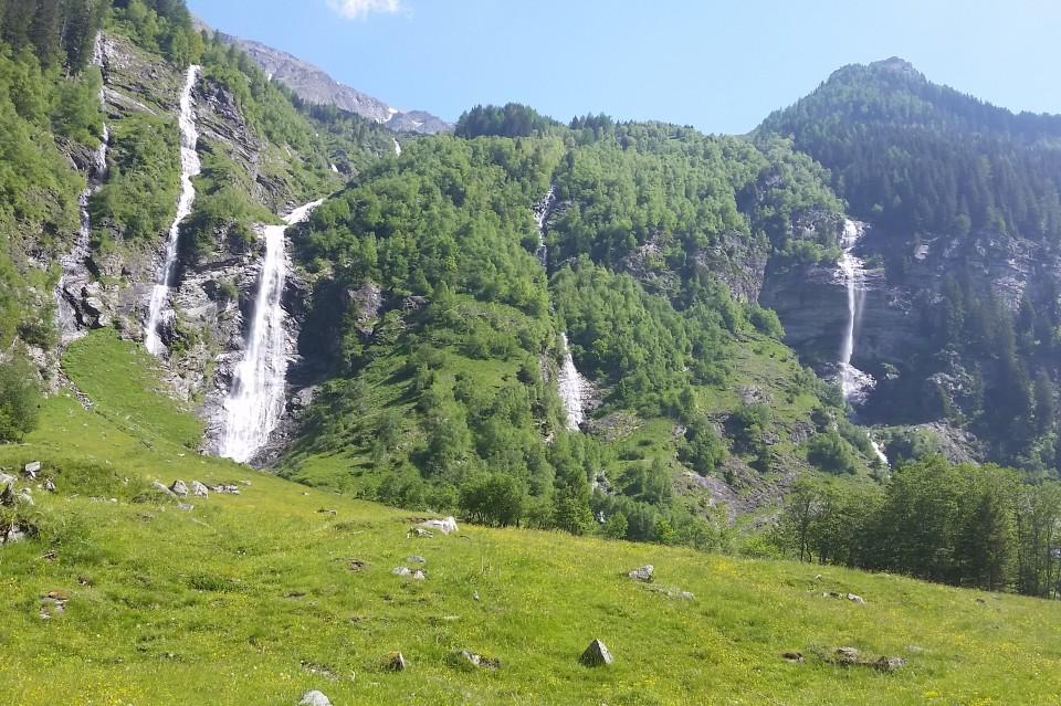 Trombachfälle im Seebachtal