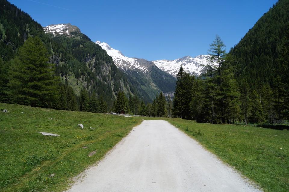 Seebachtal Weg